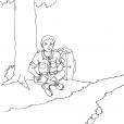 Coloriage Scout 14