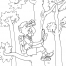 Coloriage Scout 29