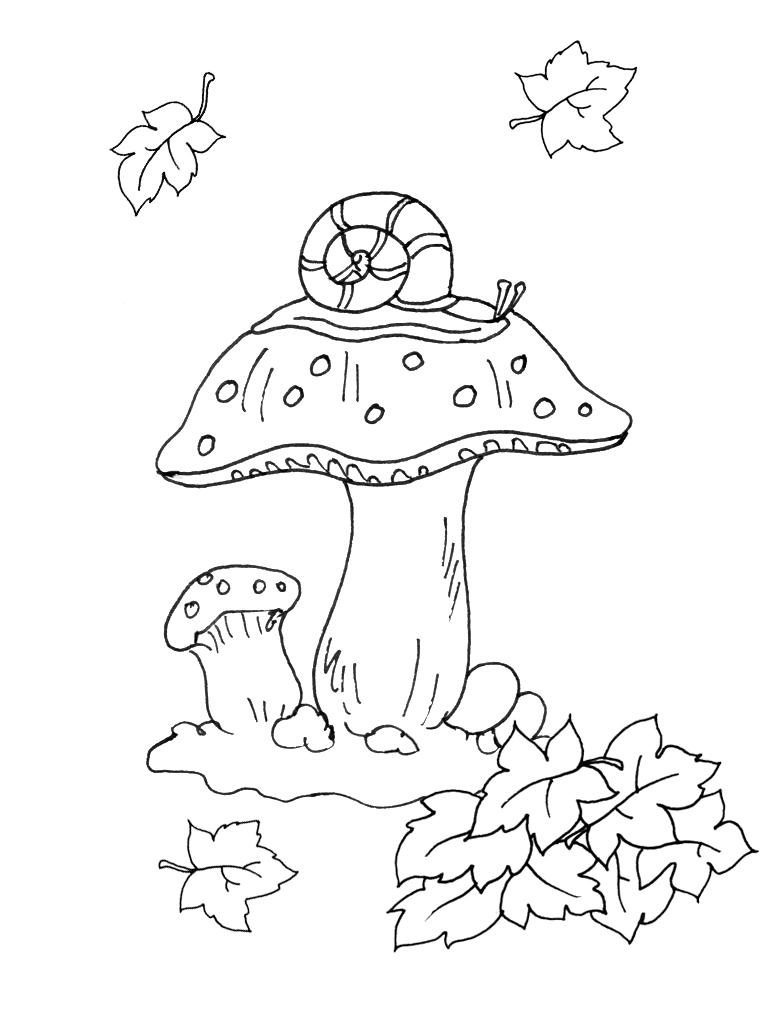 Coloriage automne 9 coloriage automne coloriage nature - Coloriage gulli fr ...