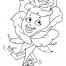 Coloriage Fleur 18