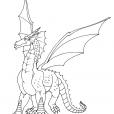 Coloriage Créature 5