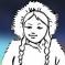Enfants filles Inuit