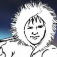 Enfants garçons Inuit