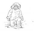 Coloriage Petit inuit 8