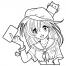 Coloriage Manga 15