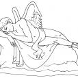 Coloriage Mythologie 11