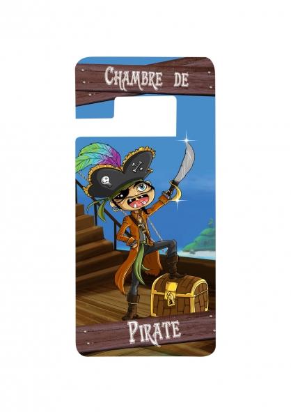 Coloriage Pirate 17