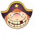 Coloriage Pirate 19