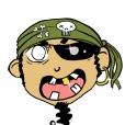 Coloriage Pirate 20