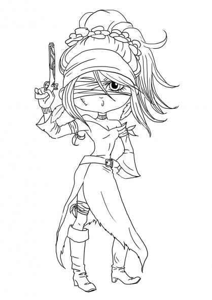 Coloriage pirate 24 coloriage pirates coloriage personnages - Coloriage personnages ...