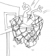 Coloriage Basket 26