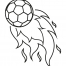 Coloriage Football 2