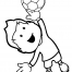 Coloriage Football 5