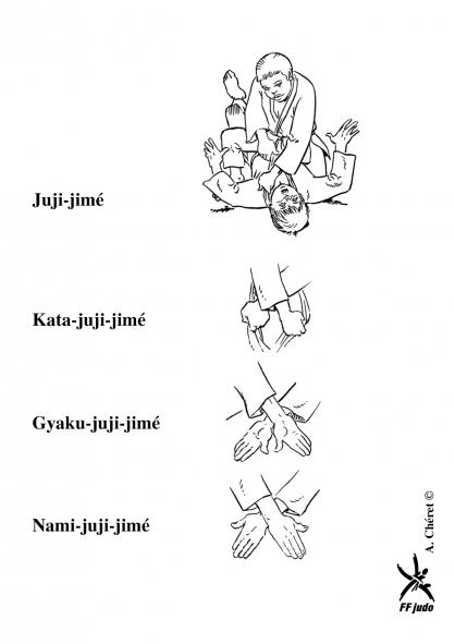 Coloriage Juji-jimé