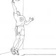 Coloriage Volley 4