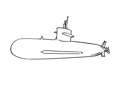 Coloriage sous marin 5 coloriage sous marins coloriage - Coloriage sous marin ...