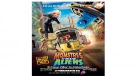 Monstres contre Aliens - extrait