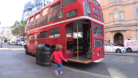 Arthur à Londres - partie 1