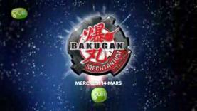 Bakugan saison 4