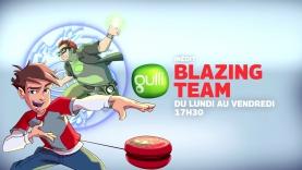 Bande-annonce de Blazing Team
