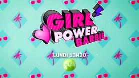 Girl Power Barbie sur Gulli