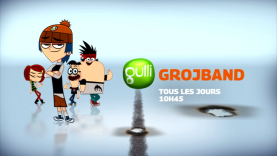 Grojband - Bande-Annonce