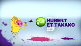 La Bande-Annonce de Hubert et Takako sur Gulli