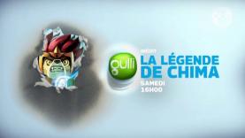 La Légende de Chima - saison 2