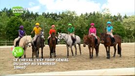 Bande-annonce du Cheval c'est trop génial saison 3, sur Gulli