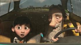 Le Petit Prince - Extrait : La voiture