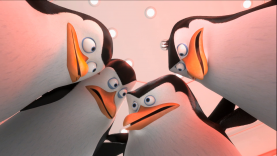 Les Pingouins de Madagascar - Teaser