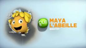 Maya l'Abeille bientôt sur Gulli !