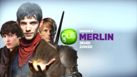 Merlin saison 5