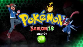 Pokémon : la saison 19