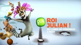 La bande-annonce de Roi Julian ! L'élu des lémurs
