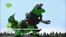 Bande-Annonce de Transformers : Robots in Disguise sur Gulli
