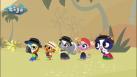 les petshops dansent la zumba