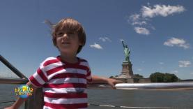 Le teaser de l'émission Arthur à New York, sur Gulli