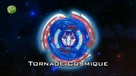 Beyblade Metal Fury épisode 11 - Tornade cosmique