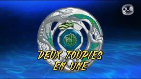 Beyblade Shogun Steel - Deux toupies en une