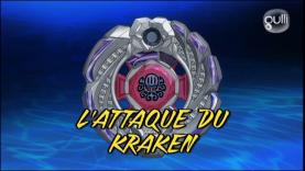 Beyblade Shogun Steel - L'attaque du Kraken