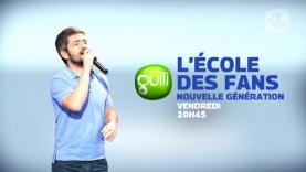 Ecole des fans nouvelle génération - Grégoire