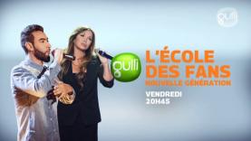 Ecole des fans nouvelle génération - La Fouine et Hélène Segara