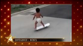 """Gulli Buzz Awards - catégorie """"Bébés"""""""