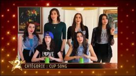 """Gulli Buzz Awards - catégorie """"Cup song"""""""