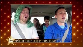 """Gulli Buzz Awards - catégorie """"Spécial buzz La Reine des neiges"""""""