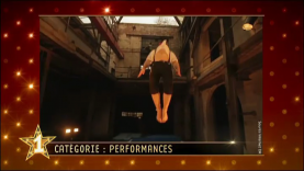 "Gulli Buzz Awards - catégorie ""Performances"""