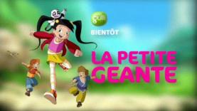 Bande Annonce Antenne - La petite Géante