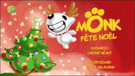 MONK épisode 39 - MONK fête Noël