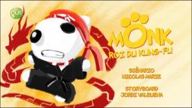 MONK épisode 33 - MONK roi du Kung-Fu